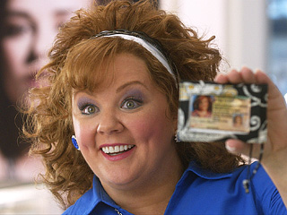 STEALING THE SHOW Melissa McCarthy plays the title 'identity thief' opposite Jason Bateman in this comedy