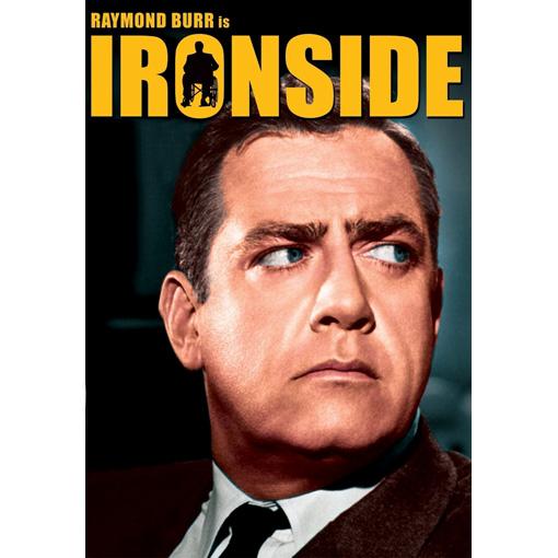 Ironside Raymond Burr