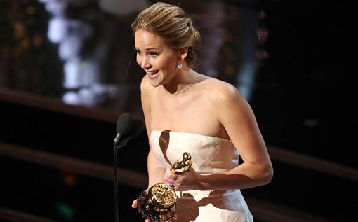 Jennifer Lawrence Speech
