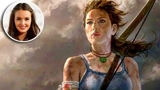 Lara Croft Luddington