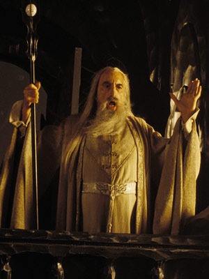 Lord of the Rings: The Two Towers - Special Extended Edition, Christopher Lee | Christopher Lee has a long history of playing evil beings, most noticeably Dracula in a long string of Hammer Horror flicks. But it was his…