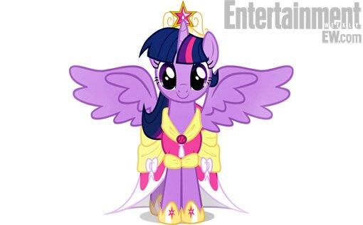 My Little Pony Fan Fury Over Princess Twilight Ew Com