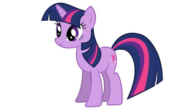 Studious Twilight is MLP 's protagonist, a unicorn pony with a thirst for knowledge and a quest to discover the power of friendship. She's learning…