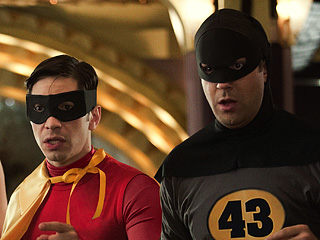 'MOVIE 43' Justin Long and Jason Sudeikis are just two of the Hollywood stars taking part in this zany comedy