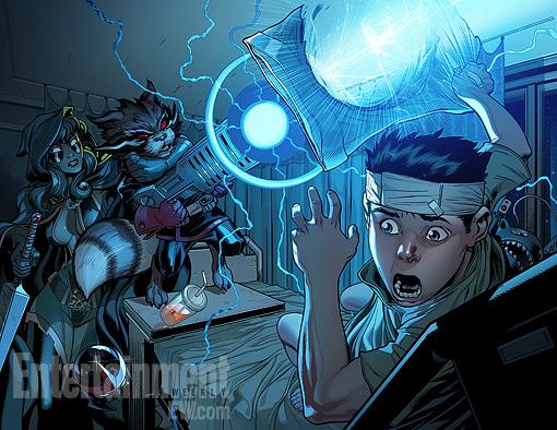 CapeTown: Comics