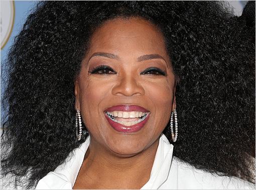 Oprah Luncheon