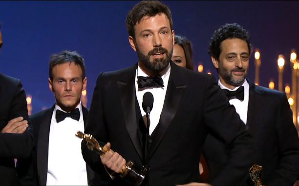 Argo has been riding a once-in-a-lifetime wave of support to the top prize since Affleck's snub in the Best Director category. Still, despite all signs…