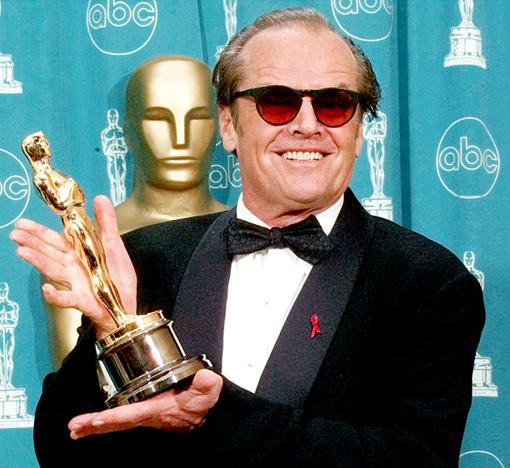 Oscars Jack Nicholson