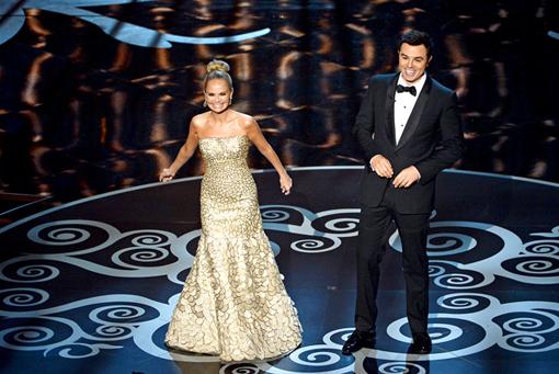 Oscars Mcfarlane Host