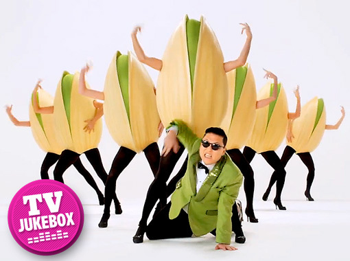 PSY PISTACHIOS JUKEBOX