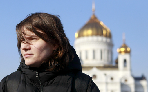 Pussy Riot Yekaterina Samutsevich