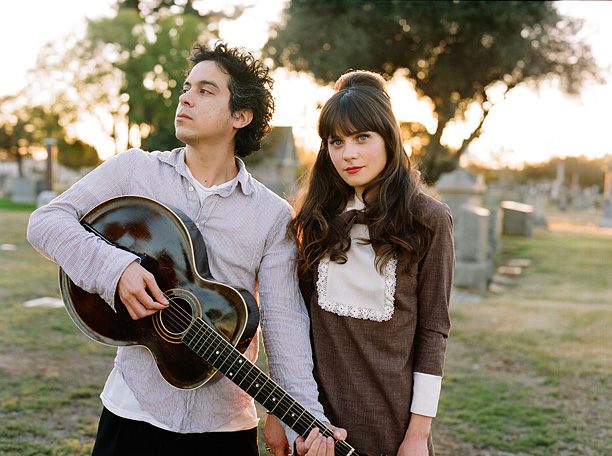 Even in the midst of starring in a hit TV show, Zooey Deschanel still managed to find time for her long-running musical collaboration with M.…