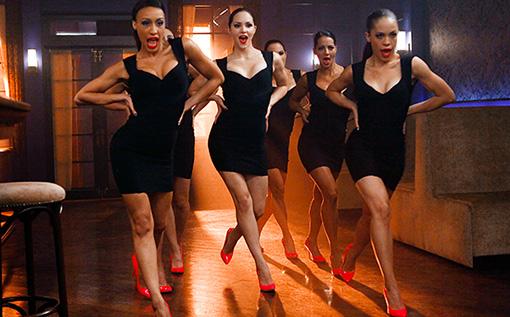 SMASH Dancers