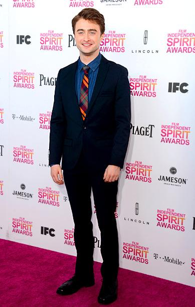 Daniel Radcliffe in Topman