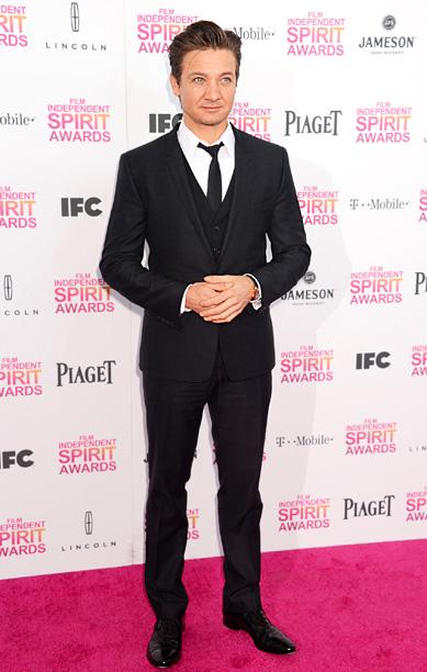 Jeremy Renner in Dolce & Gabbana