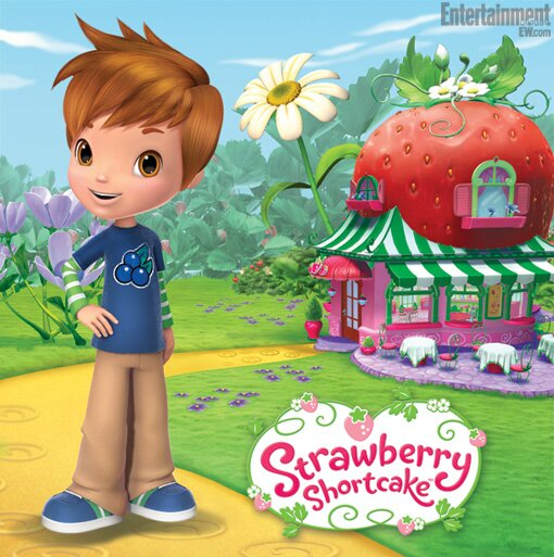 The Hub S Strawberry Shortcake Introduces Huckleberry Pie Ew Com