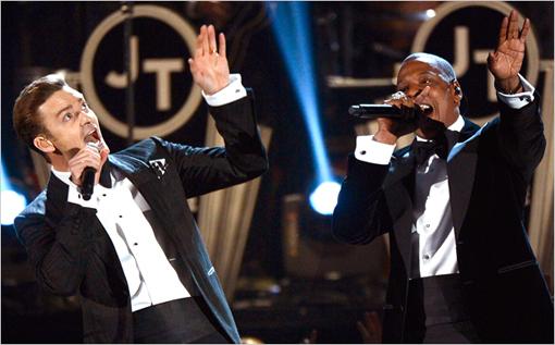 Timberlake Jay Z