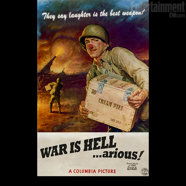 In this classic, uproarious farce about the hilarity of war, James Cagney and Joel McCrea play soldiers fighting their way through France. There's just one…