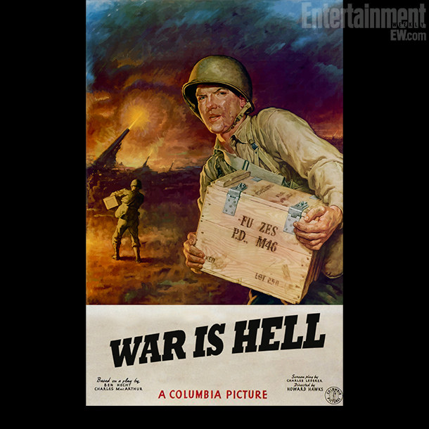 In this classic, tasteful melodrama about the terror of war, Ronald Colman and Ray Milland play soldiers fighting their way through France. There's just one…