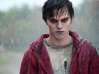 'WARM'-ING UP Nicholas Hoult stars as a zombie with romantic intentions in this YA book adaptation