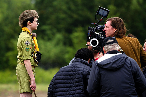 22. Wes Anderson