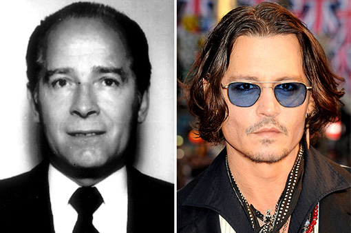 Whitey Bulger Johnny Depp