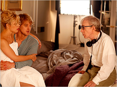 Midnight in Paris, Woody Allen | The Evidence: Annie Hall (1977), Crimes and Misdemeanors (1989), Midnight in Paris (2011) WHY HIM: After more than 40-odd movies, Allen still somehow manages to…