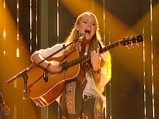 American Idol Janelle Arthur