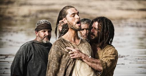 Bible Episode 3 John Baptises Jesus