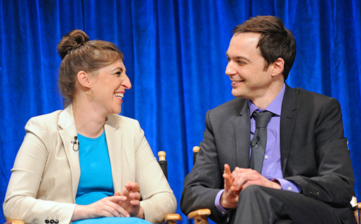 Big Bang Theory Bialik Parsons