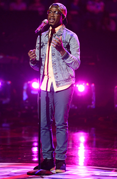 American Idol | Like Randy Jackson said (I can't believe how often I've agreed with Randy), there's an urgency in Burnell's first few notes — whatever they are…