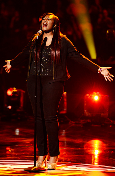 American Idol | The South Carolina native delivered the most emotional and powerful live performance of the week with Thursday's results-show cover of ''I'm Going Down.'' Can she…