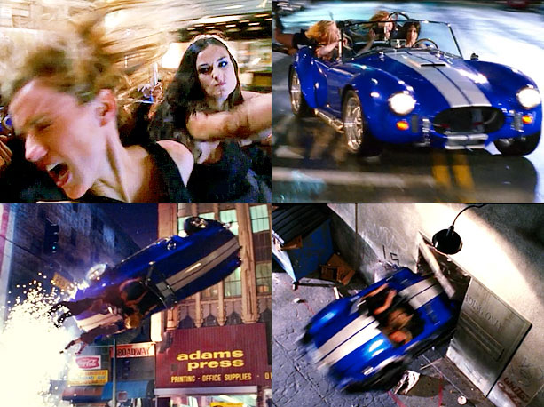 After angel-turned-villian Madison Lee (Demi Moore) jumps off the roof of a building wearing a wingsuit, the three angels, Dylan (Drew Barrymore), Alex (Lucy Liu),…