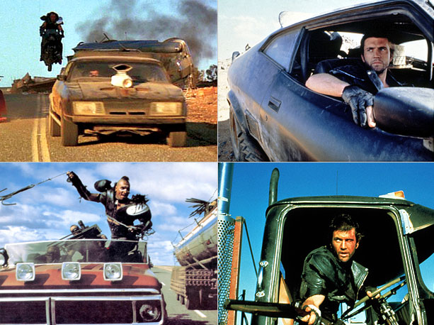 In a post-apocalyptic future where gasoline is scarce, director George Miller sure uses a lot of it in this extended chase sequence that fills the…