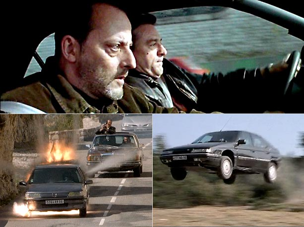 John Frankenheimer knew his way around a car chase. This late-career crime thriller about a Robert De Niro-led band of mercenaries burning rubber on the…