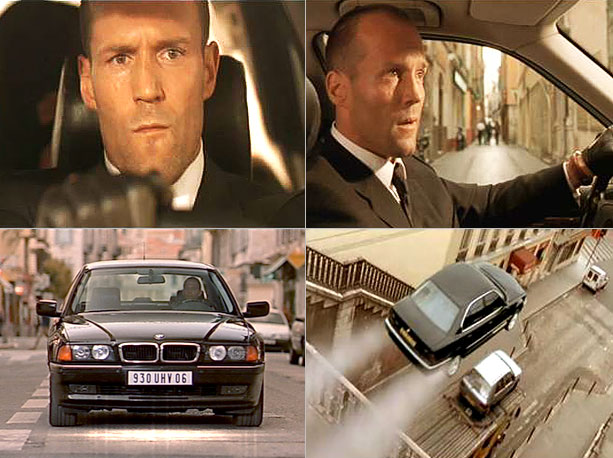 The transporter's first rule: never change the deal. If you do, he may not be able to turn tight corners and speed through city streets…