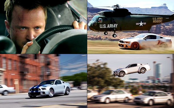 Though most of the videogame adaptation's action centers on organized engine revving, Need for Speed really flies (quite literally) during its anarchic chase sequences. Thanks…