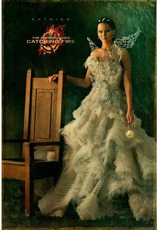 Catching Fire Katniss