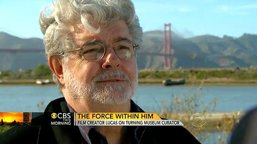 Cbs George Lucas