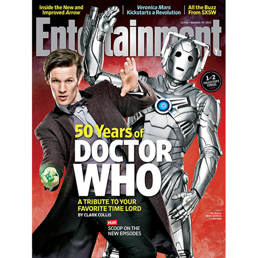 Cover EW 1252 DR WHO
