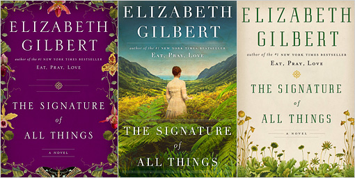 Elizabeth Gilbert Cover Contest