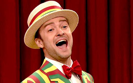 Fallon Timberlake Sexyback