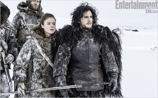 Game Of Thrones 3 Snow Rose