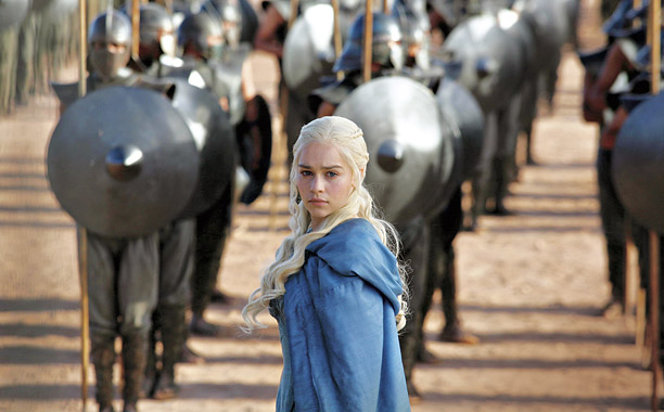 ''I'm scared to even be writing this, but for me it's Game of Thrones . I can definitely understand why so many people love it,…