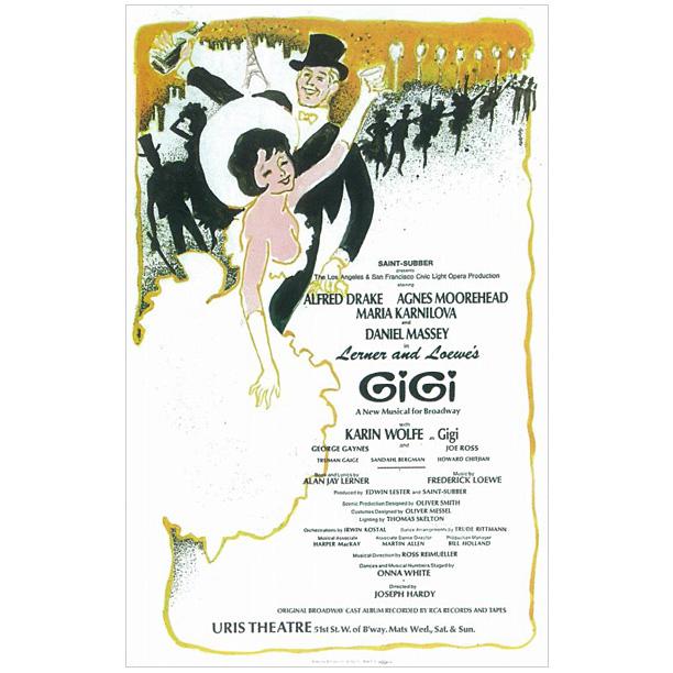 Gigi Poster