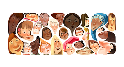 google-doodle-international-womens-day