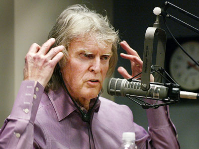 Don Imus | Derogatory language was not uncommon on Don Imus' nationally syndicated radio show. But when the shock jock used a racial slur in regard to Rutgers…