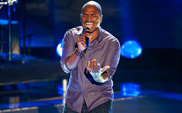 The Voice | Jesse Campbell was homeless for a time before his season 2 audition. He was also bald and black — all things The Voice shamelessly, inappropriately…