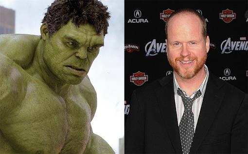 Joss Whedon Hulk