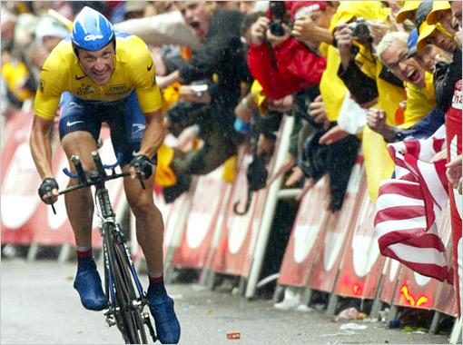 Lance Armstrong Tdf